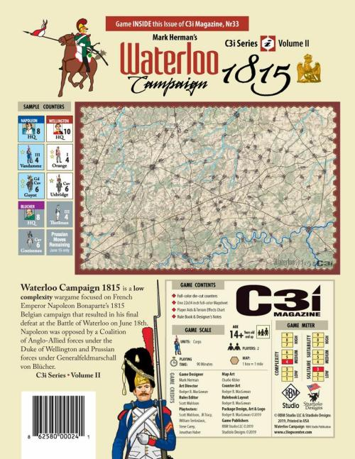 C3i 33 Waterloo