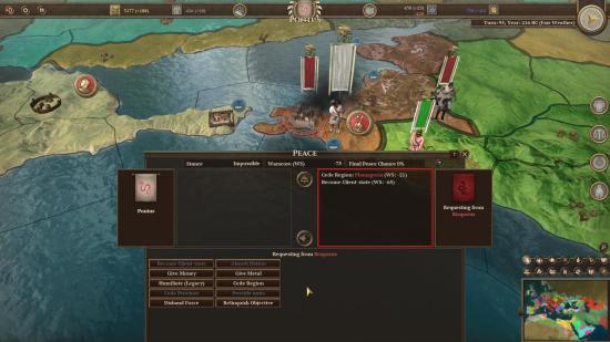 Field of Glory – Empires Diplomatie