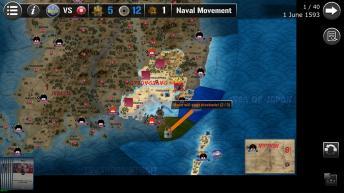 Mouvement naval