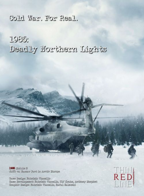 1985: Deadly Northern Lights