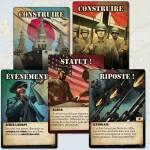 Quartermaster General 2nde edition - Cartes