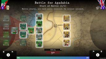 Battle of Aghedabia 1941