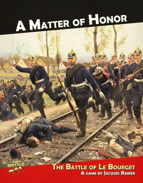 A Matter of Honor - The Battle of Le Bourget
