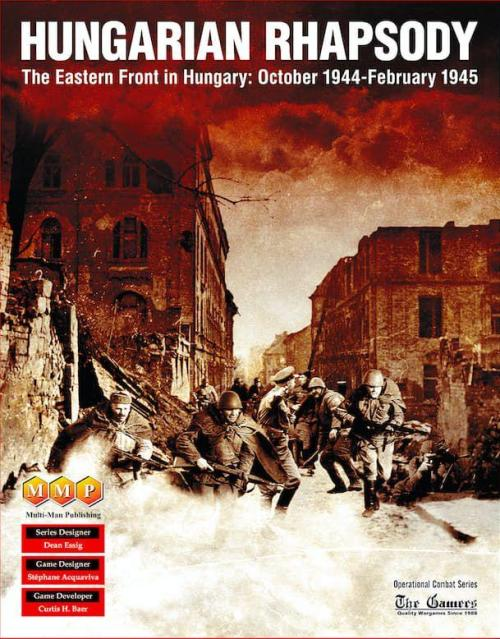 Hungarian Rhapsody - OCS