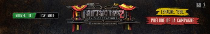 Panzer Corps 2 - Espagne 1936