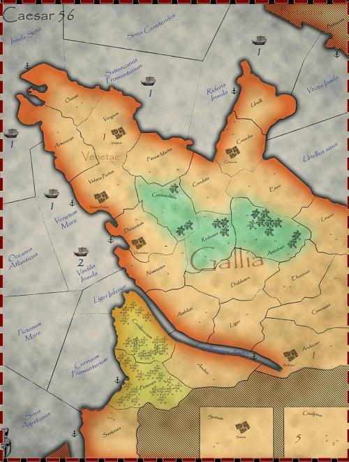 Wars Across the World - Caesar 56