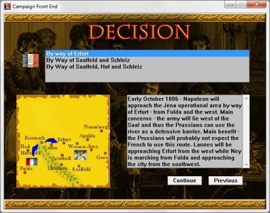 Napoleonic Battles - Campaign Jena-Auerstedt
