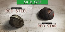 Order of Battle Red Steel - Red Star Slitherine sale