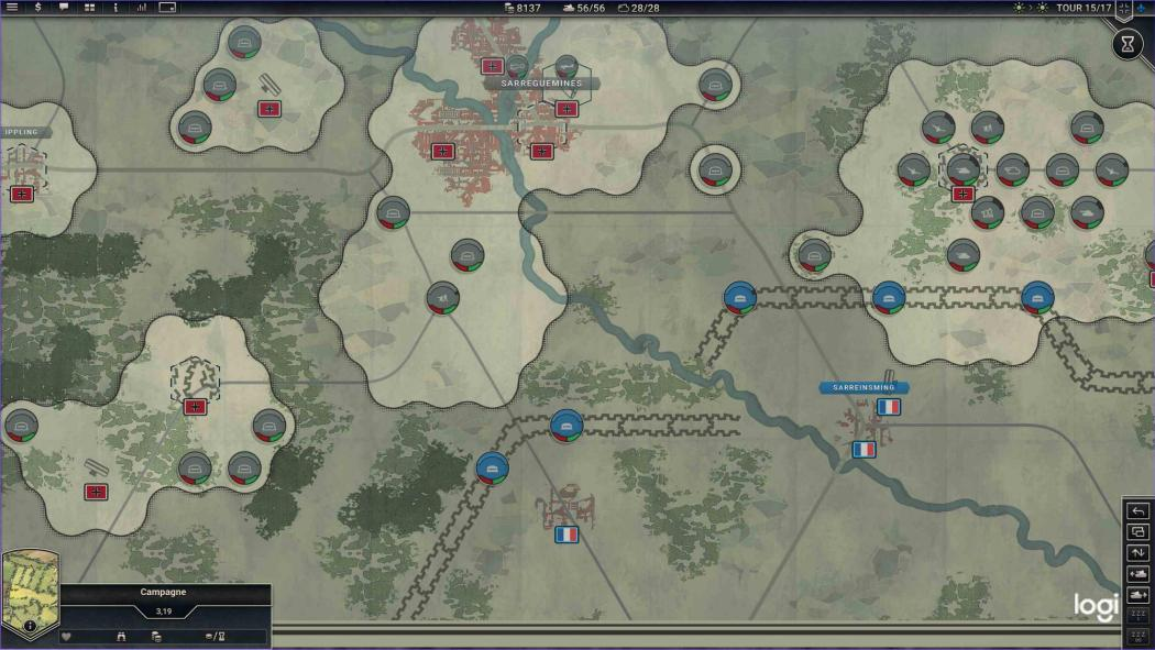 Panzer Corps 2 – Axis Operations – 1939