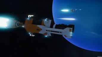 Patrouille du coté de Neptune
