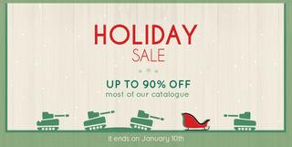Slitherine Holiday sale