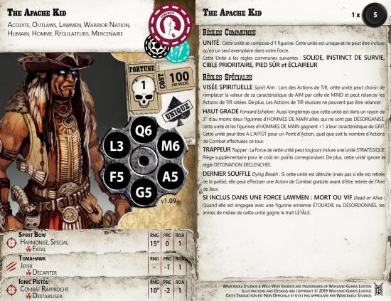 Wild West Exodus - The Apache Kid