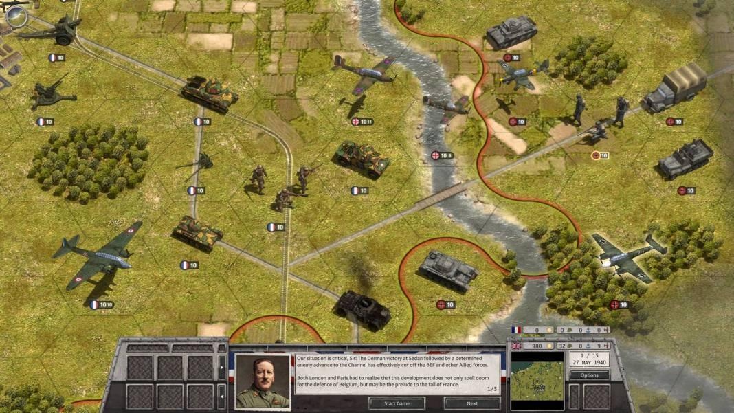Order of Battle - Allies Defiant