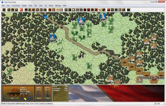 Squad Battles - Winter War