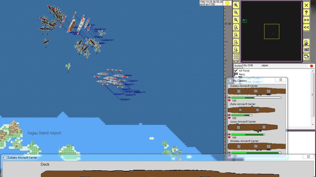 Carrier Battles WW2: Admiral of the Fleet