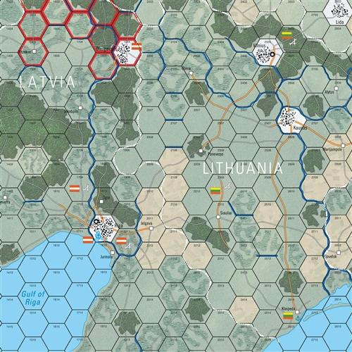 Strategy & Tactics 327 - Map
