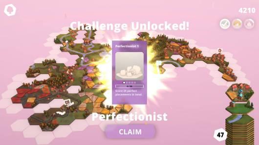 Dorfromantik - skin, challenge, tile