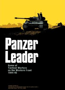 Panzer Leader: Game of Tactical Warfare on the Western Front