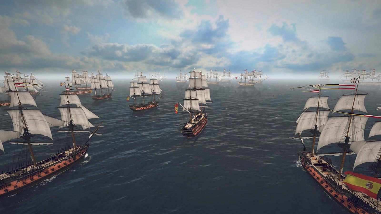 Ultimate Admiral – Age of Sail : en avant, toutes ! ⬡ Gazette du wargamer