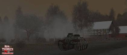 Combat Mission - Red Thunder - Fire and Rubble