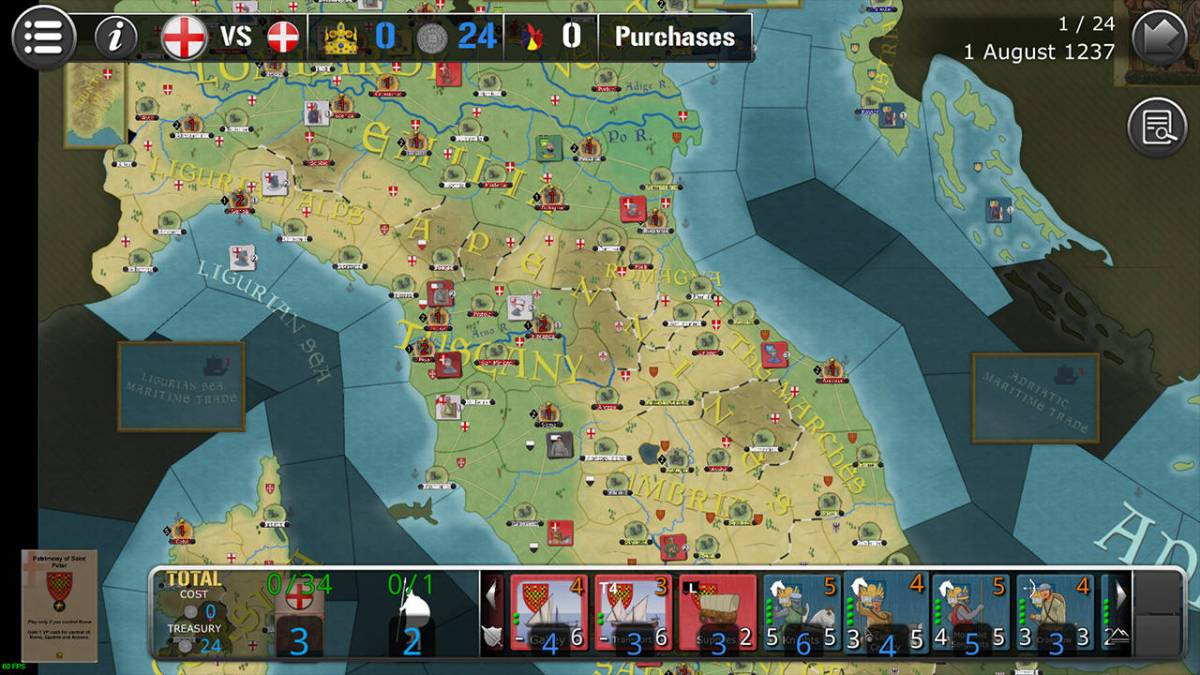 Cortenuova 1237, nouveau DLC pour Wars Across the World ⬡ Gazette du wargamer