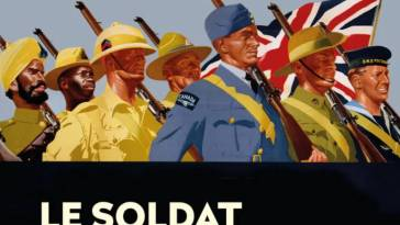 Le soldat britannique ⬡ Gazette du wargamer