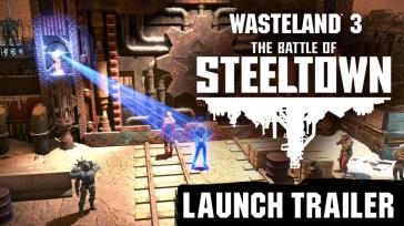 The Battle of Steeltown, premier DLC pour Wasteland 3 ⬡ Gazette du wargamer