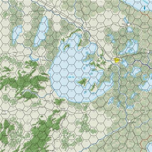 Strategy & Tactics 329 - map