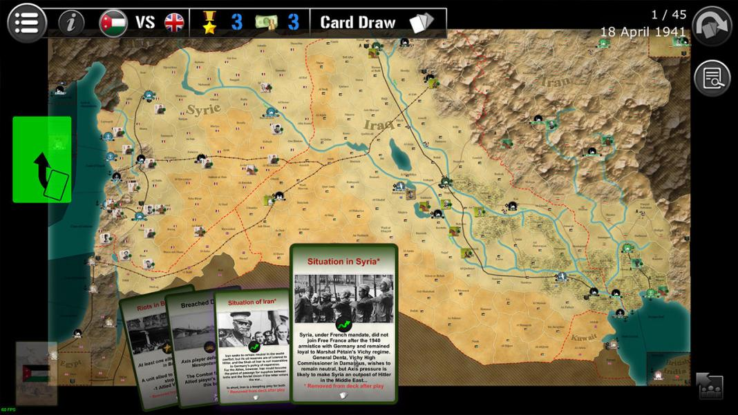 Wars Across the World - Levant 1941