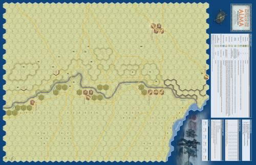 Paper Wars 98 - map
