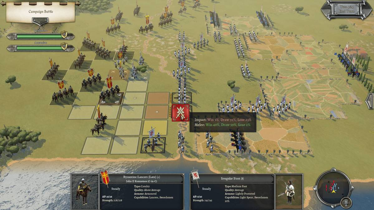 Swords and Scimitars, second DLC pour Field of Glory II – Medieval