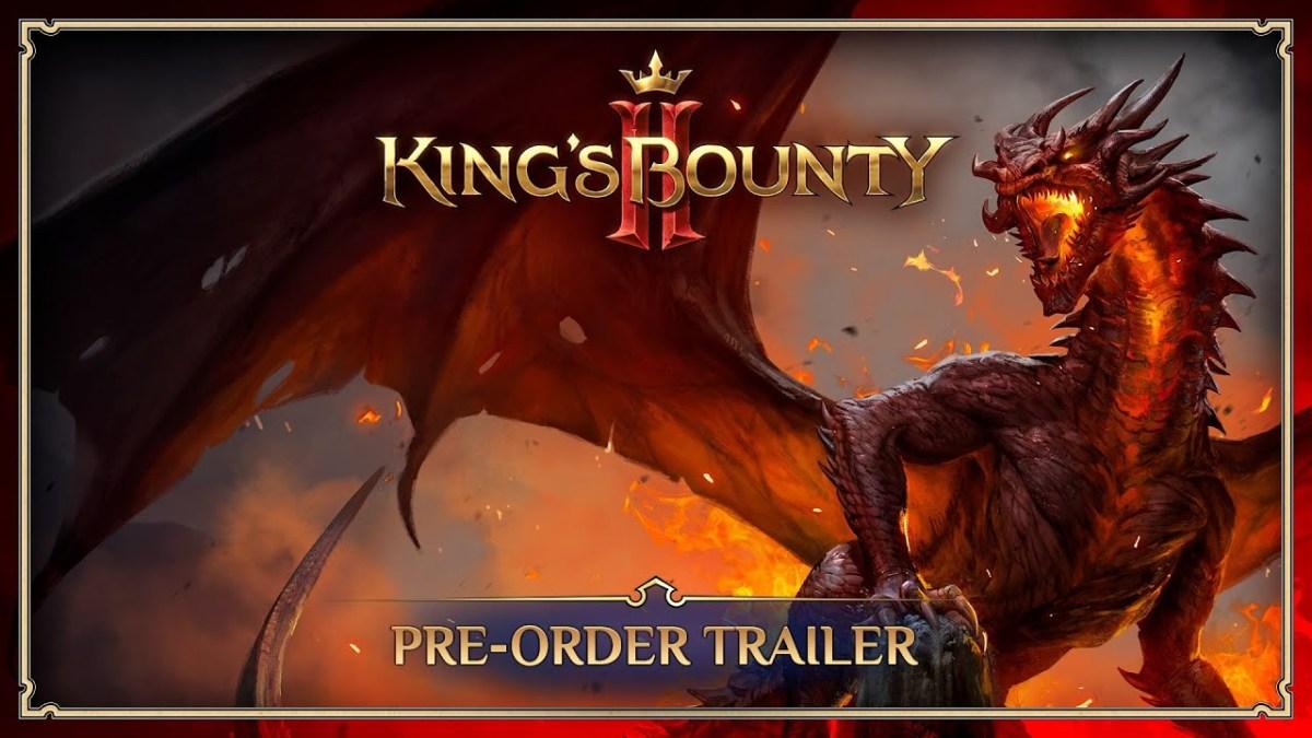 Rendez-vous fin août pour King's Bounty II