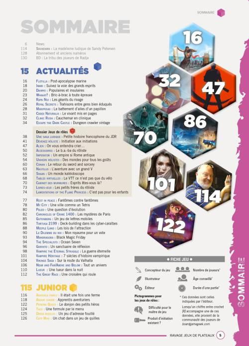 Ravage Jeux de Plateaux #11