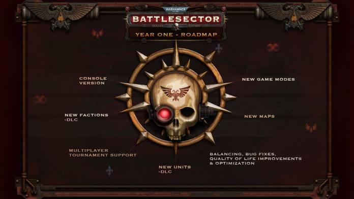 Warhammer 40,000: Battlesector - Roadmap 2021