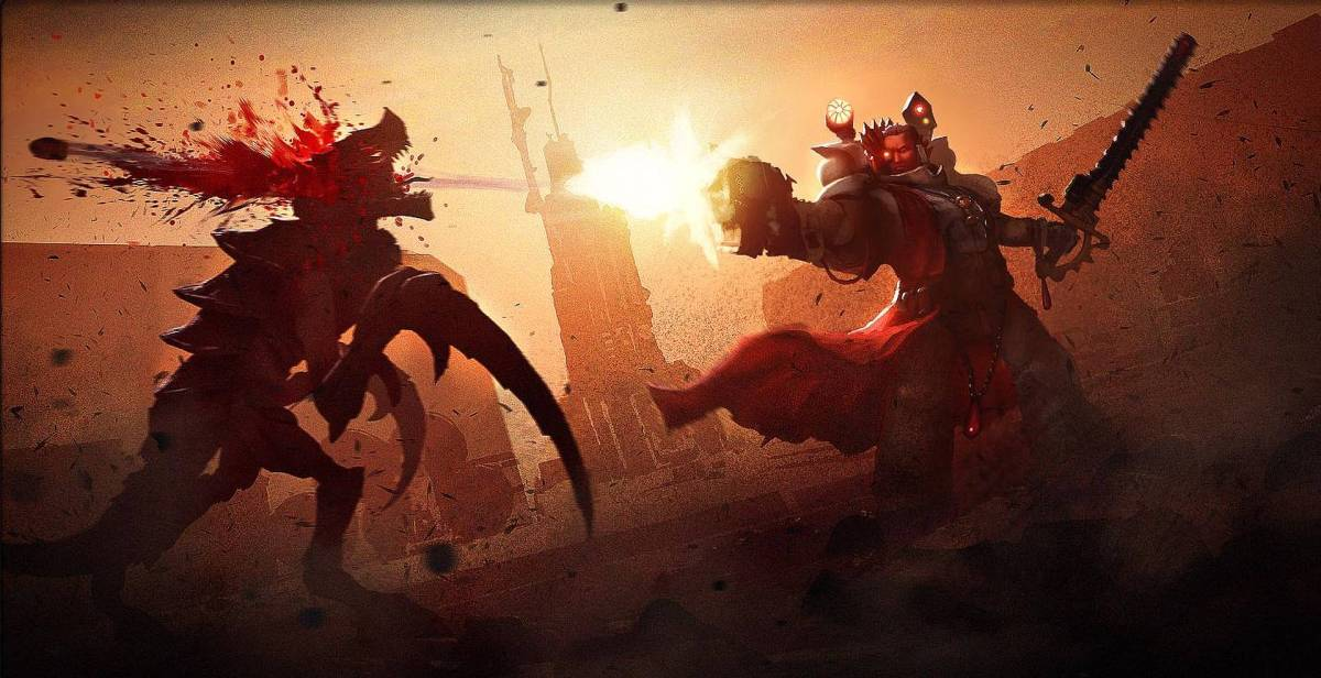 Warhammer 40000 Battlesector : Par le sang de Sanguinius !