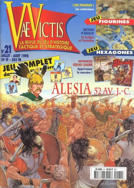 VaeVictis 21 - Alésia