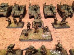 Late War British Flames of War