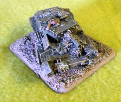 Allied objective