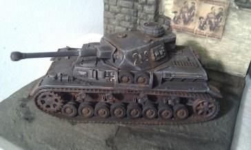 Panzer IV G model photo