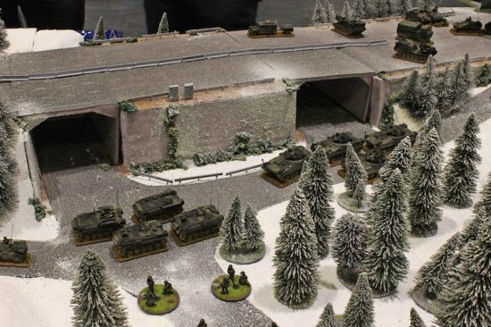 This image is from the Salute 15 game. You can expect to see a similar high quality game this year, only this time in 15mm.