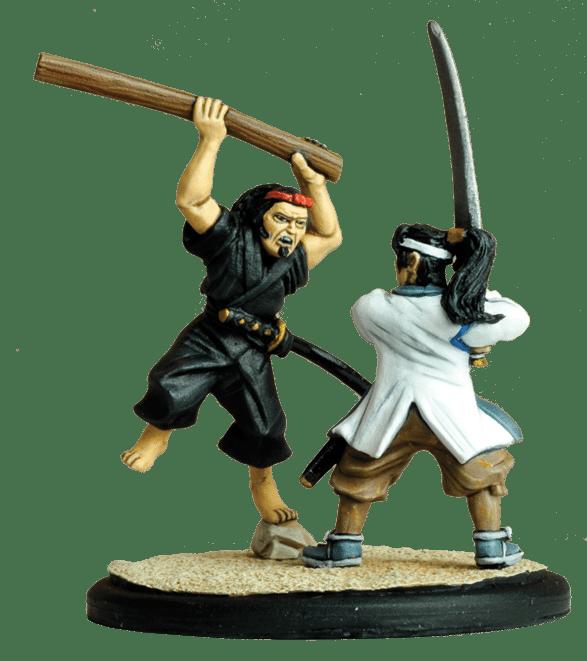 Sasaki Kojiro And Miyamoto Musashi: Miyamoto Musashi And Sasaki Kojiro