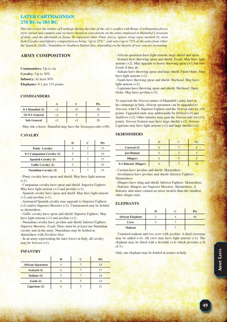 Wargames Illustrated | Swordpoint Ancient and Medieval