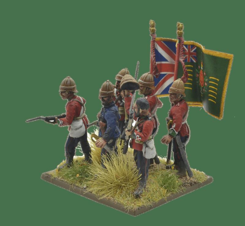 1877-1881 British Infantry Zulu war