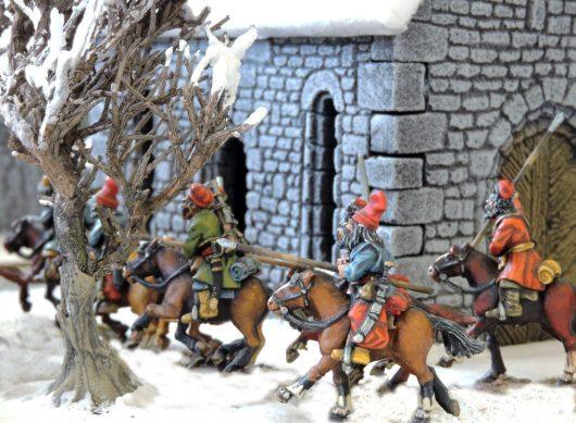 cossack raid