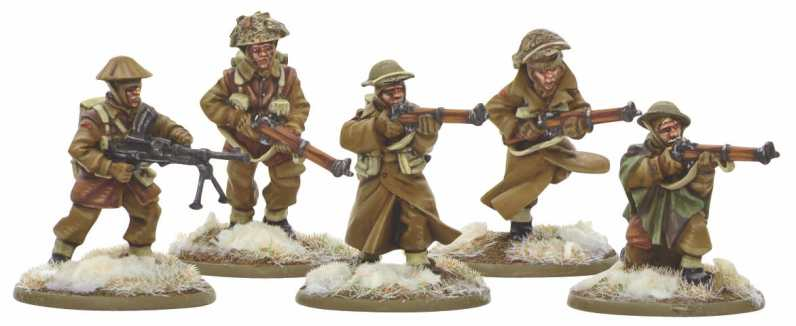 BA British Infantry Section (Winter) 1