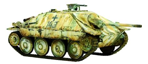 Bolt Action Hetzer Zug 1