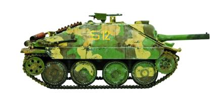 Bolt Action Hetzer Zug 6