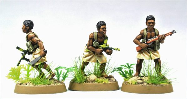 Papua New Guinea Rifles