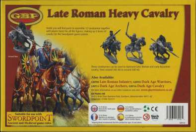 Late Roman Heavy Cavalry 3