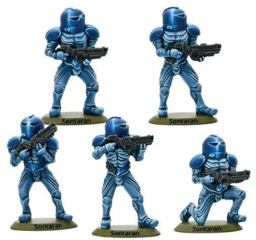 Sontaran Squad 0